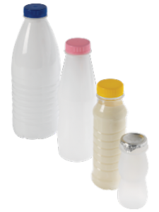 Hema Milk and Dairy Containers (milks, cream, concentrated milk , fresh creams, drinkable Yogurts) , filler, capper, complete lines