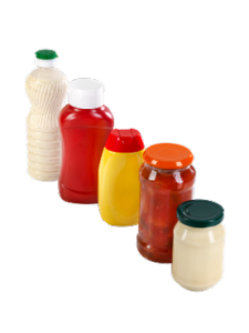 Hema Sauces and Dressings Products (mustard, ketchup, mayonnaise, dressings) , filler, capper, complete lines