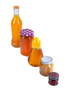 Hema Sweetened Products (honey, jam, baby food, juice) , filler, capper